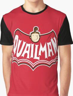 Quailman Graphic T-Shirt