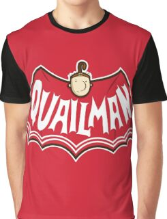 Quailman Graphic T-Shirt