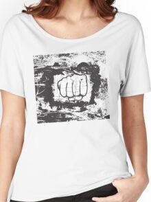 punch Women's Relaxed Fit T-Shirt