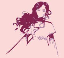 Princess' Sketch by unicadee