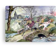 Tam O'Shanter by Robert Burns Canvas Print