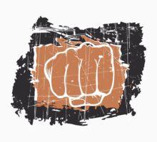 Hand punching T-Shirt