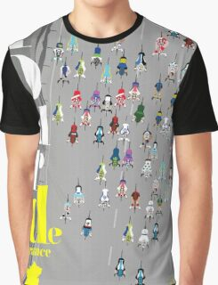 Tour De France Graphic T-Shirt