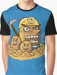 Mr. Resettrio Graphic T-Shirt