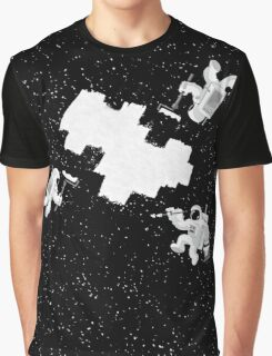 Incomplete Space Graphic T-Shirt