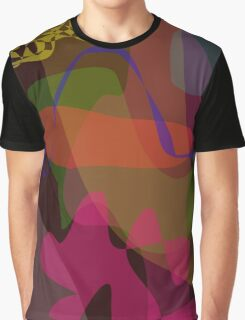 Flowers at Night Graphic T-Shirt