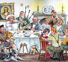 A Toast to the Haggis by Joyce Grubb