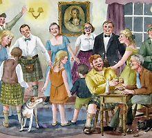 Auld Lang Syne by Joyce Grubb