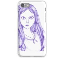 Alice Lindell iPhone Case/Skin