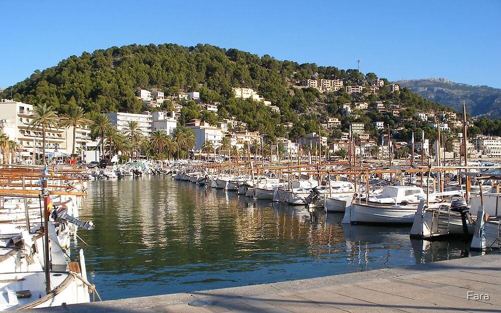 Port de Soller by Fara