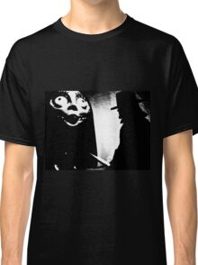 When Allan Moore met Tim Burton Classic T-Shirt