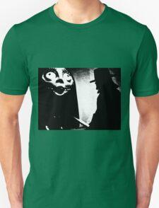 When Allan Moore met Tim Burton T-Shirt