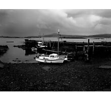 Fishing boats, Co. Cork, Ireland Photographic Print