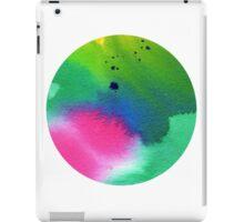 Tranquility - Circles iPad Case/Skin