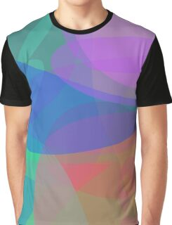 Attractive Colors Graphic T-Shirt