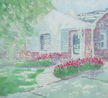 No. 58 of 100 SLC Porches by Jeanne Allgood