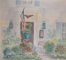 No. 80 of 100 SLC Porches by Jeanne Allgood