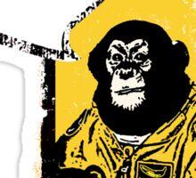 Monkey Bussines Sticker