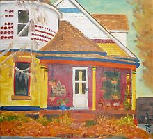 No. 95 of 100 SLC Porches by Jeanne Allgood