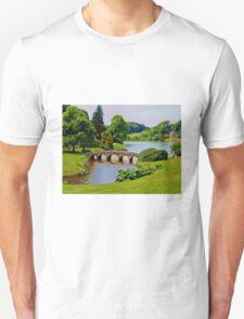 Stourhead Gardens Unisex T-Shirt