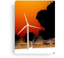 Harnessing Nature Canvas Print