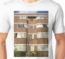 London Deco: Oman Court 1 Unisex T-Shirt
