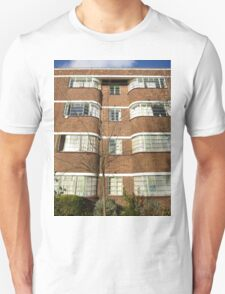 London Deco: Oman Court 1 T-Shirt