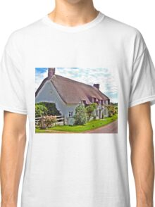 Country Cottage Classic T-Shirt