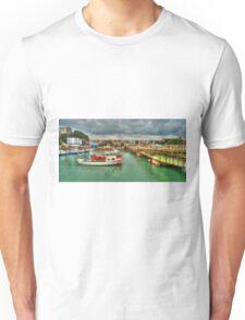 Folkestone Harbour Unisex T-Shirt