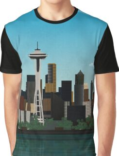 Seattle Graphic T-Shirt