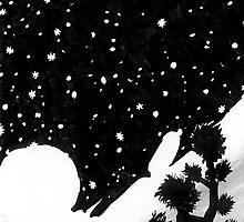 Joshua Tree by Dylan  Eddy