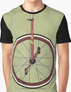 Unicycle Graphic T-Shirt