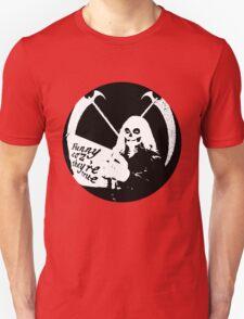 Stupid Deaths (large image) Unisex T-Shirt
