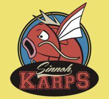 The Sinnoh Karps Kids Clothes
