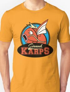 The Sinnoh Karps T-Shirt