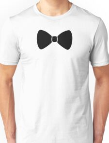 Black Bow Unisex T-Shirt