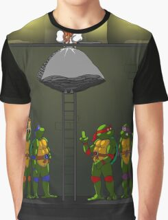 I've Been Dreaming of a Turtle's Kiss Graphic T-Shirt