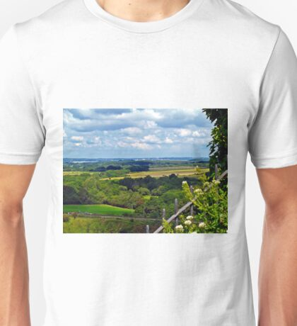 Looking Across Purbeck Unisex T-Shirt