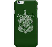 Guild seal  iPhone Case/Skin