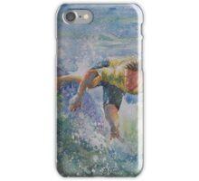 Surfing Sport 1 iPhone Case/Skin