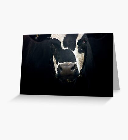Patchy Greeting Card