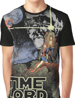TIME LORD Episode IV Graphic T-Shirt
