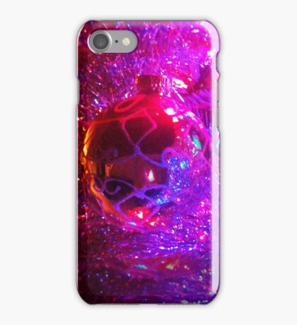 Christmas Ornament iPhone Case/Skin