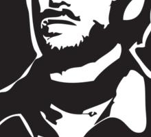 Clint Eastwood High Plains Drifter Sticker