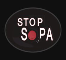Stop SOPA (Stop Online Piracy Act) by MsMiscellaneous