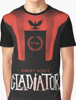 Gladiator Graphic T-Shirt