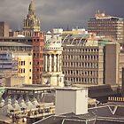 Cityscape by Alex Chartonas