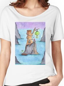 The Lighthouse Women's Relaxed Fit T-Shirt