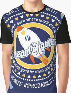 Heart of Gold Graphic T-Shirt