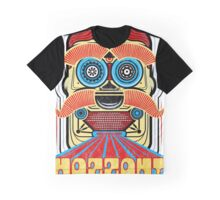 Bad Robot - HAZZAH! Graphic T-Shirt